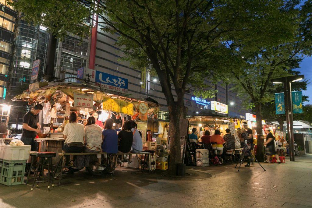 3 recommandations de Yatai à Fukuoka
