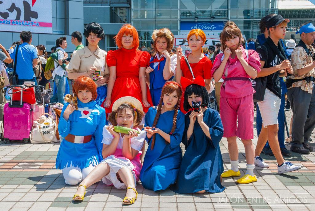 Comiket, le grand événement Otaku à Tokyo