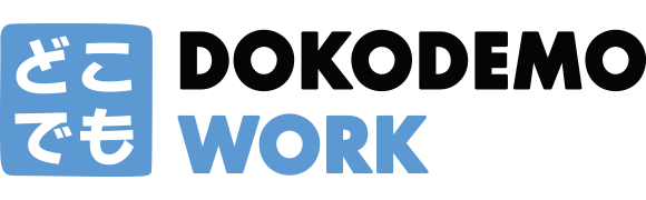 Dokodemo.fr Logo